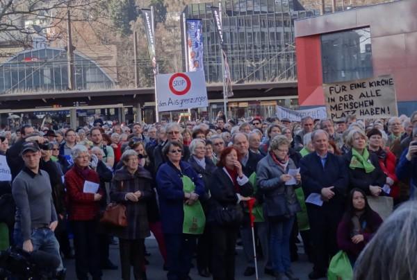 9. März 13 in St. Gallen | © André Brugger